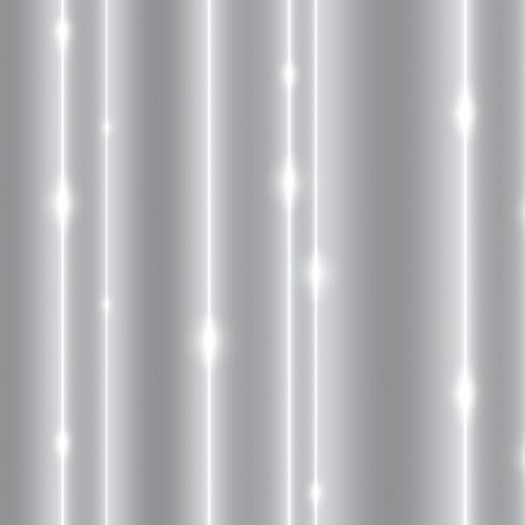 Abstract cyan energy streams horizontal technology background.